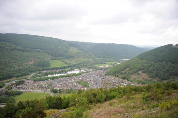Mass felling of trees Cwmcarn Forest Drive to take two years